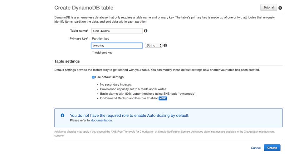 How to create a serverless API using AWS API Gateway, Lambda, and