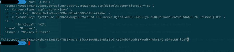 How to create a serverless API using AWS API Gateway, Lambda